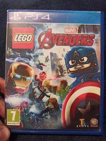 LEGO Avengers - gra na PS4 - stan bdb