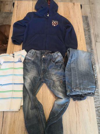 Zestaw ubrań chłopięcych 98/104