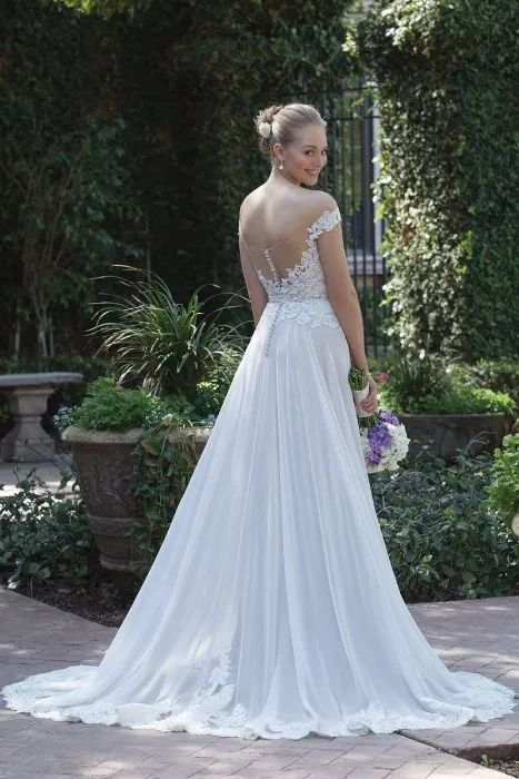 Suknia ślubna Justin Alexander - Sincerity 4030 Starachowice - image 1