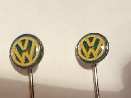 Znaczek VW metalowe oryginał 1991 IAA Nowe!