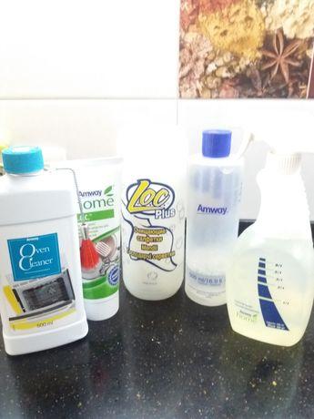 Догляд за тілом, волоссям ,засоби для пранняінша еко продукція Амвей