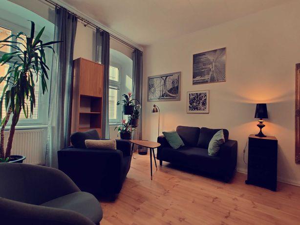 Pokoje w apartamencie na doby