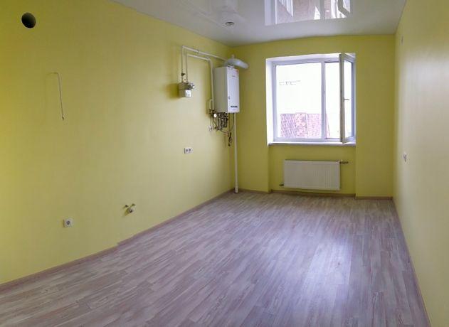 Однокомнатная квартира 39 кв.м с ремонтом в новом доме