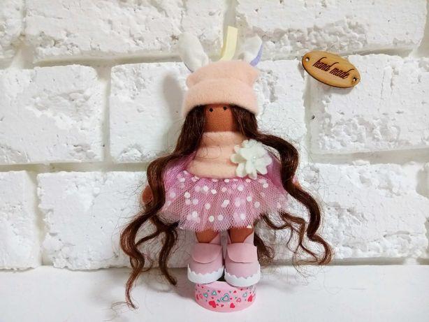 Кукла Брелок на подарок для девушки девочки женщины на сумочку сумку