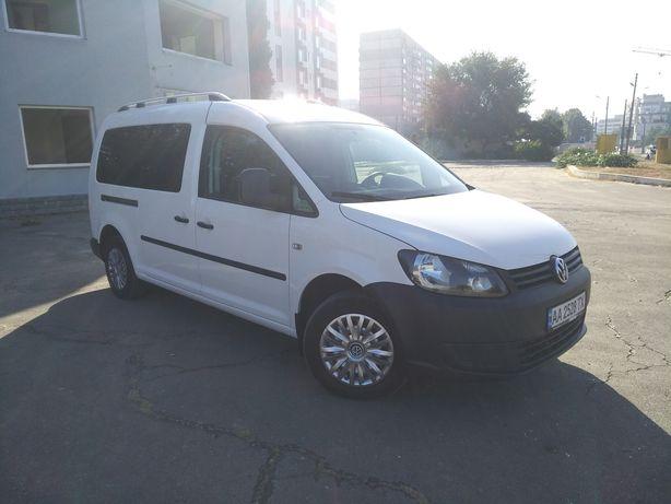 Продам Volkswagen Caddy Long 7mest