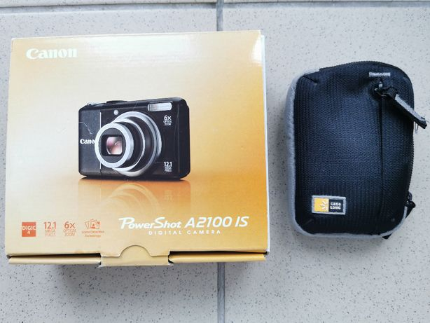 Canon A 2100 IS