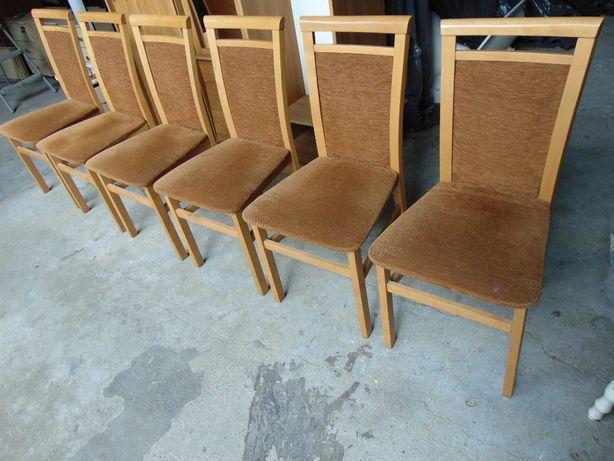 Krzesła 6 szt. krzesło