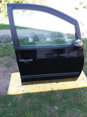 Drzwi prawe czarne ford galaxy mk2 2003rok wersja europejska