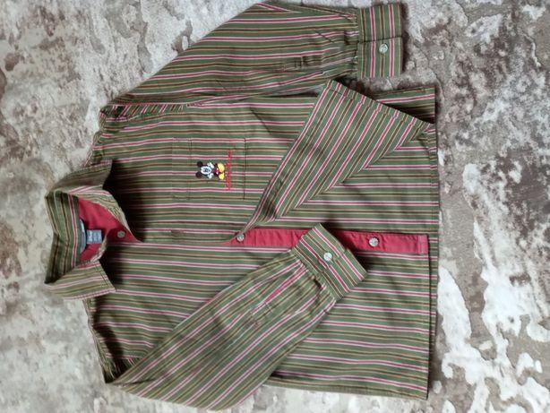 Сорочка для хлопчика 6-7 років