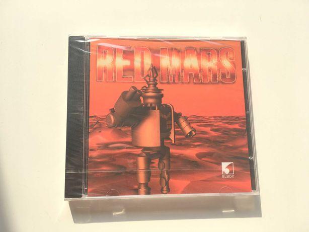 Red Mars Commodore Amiga 150xCD