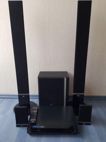 Rewelacyjny zestaw kino domowe 5.1 LG HT552PH