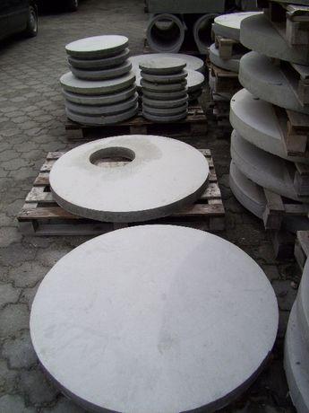 pokrywa betonowa, właz, dekiel na studnie, studzienka, 100