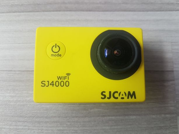 Kamerka sportowa SJCAM SJ4000 WiFi