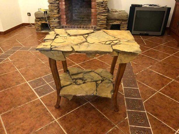 Mesa decorativa (Pedra)