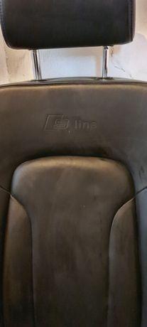 Сиденья Audi Q7 S Line