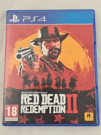 Gra PS4 RED DEAD REDEMPTION II PL | Plus Lombard Grottgera 5