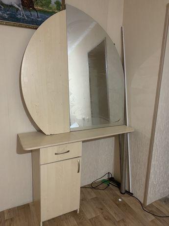 Продам парикмахерское зеркало