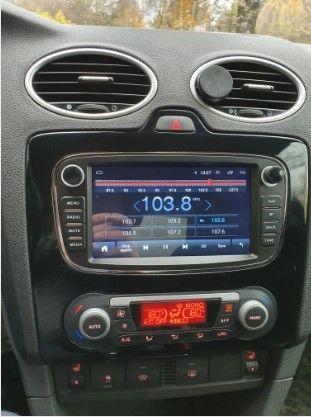 Магнитола мультимедийная система Ford Focus S-Max Mondeo C-Max Ромны - изображение 1