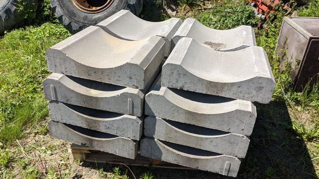 Korytka ściekowe betonowe Chociwel 50x60x15