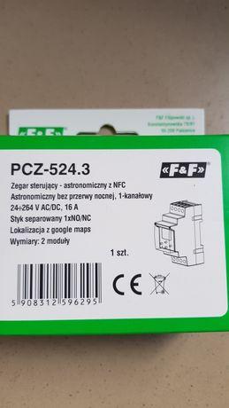 Zegar sterujący astronomiczny PCZ-524.3 NFC GWARANCJA