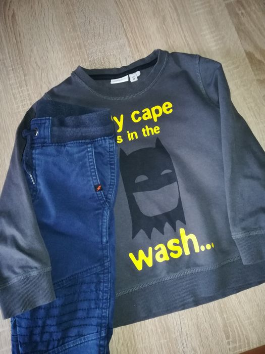Bluza bluzka Batman name it Golczewo - image 1