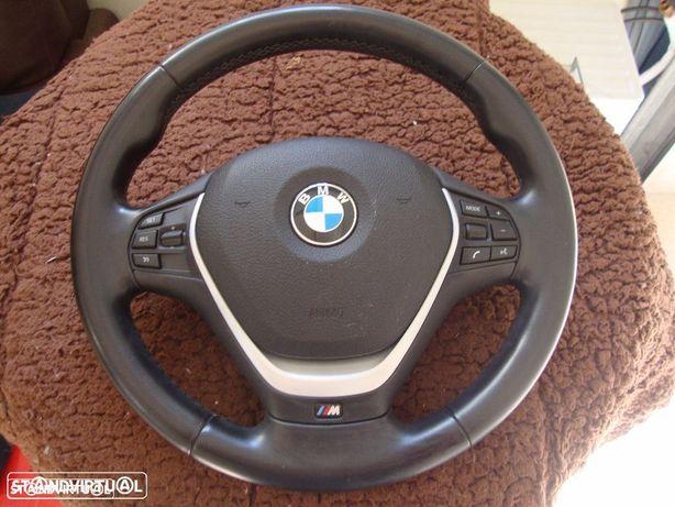 volante bmw F20 + F30 pack-M completo