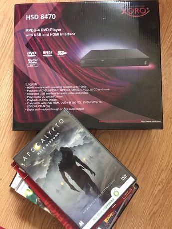 Dvd odtwarzacz - filmy gratis
