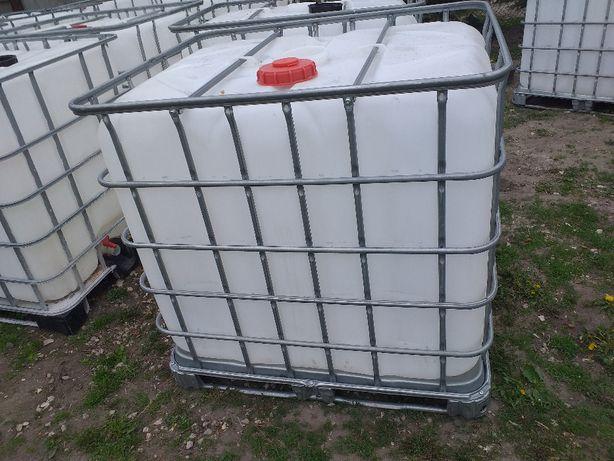 Paletopojemnik beczka mauser zbiornik 1000l ibc zbiorniki mauzer