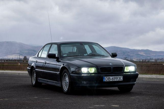 BMW 7 e38 725 tds automat