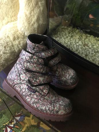 Ботинки ортопедические ,обувь для девочки 28 размер