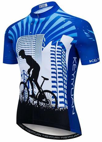 Koszulka rowerowa / XXL/ nowy/Dostępny 24 h