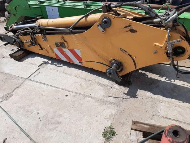 Liebherr ramię łyżki siłownik hydrauliczny koparka kołowa liebherr 914