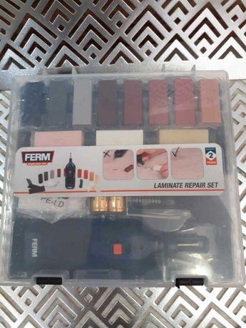 Likwidacja sklepu FERM Zestaw do naprawy paneli mebli wosk naprawczy