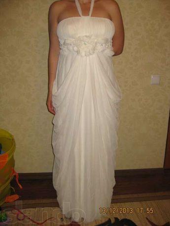 Свадебное платье от дизайнера Оксаны Мухи