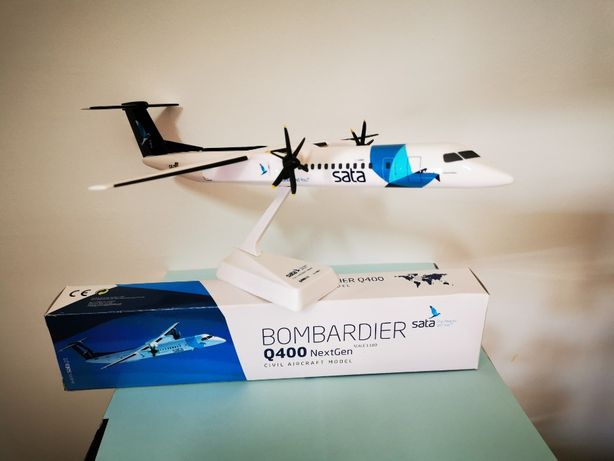 Modelos de Avião Plástico Snap Fit 1/200