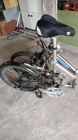Rower składany miejski 20 cali