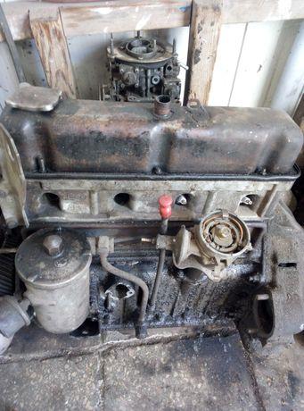 Двигатель 2.4 УАЗ Волга Газель ГАЗ