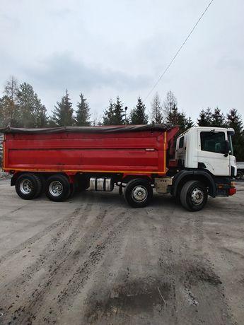 Scania 114C 340KM 8x4