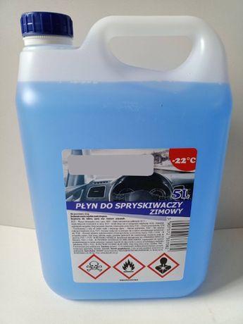 Płyn do spryskiwaczy zimowy -22 5L