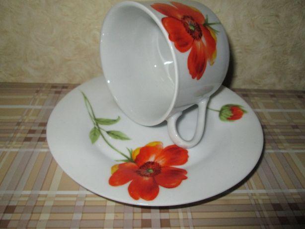 """Чайный сервиз """"Olvia"""" (фарфор)"""