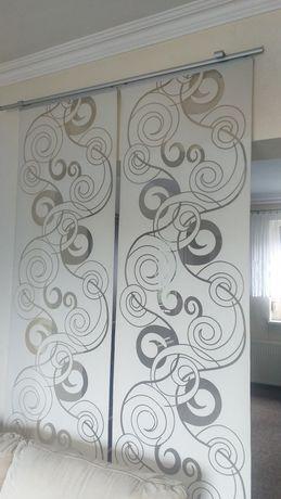 Panele zasłonowe Ikea