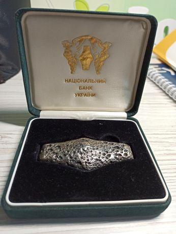 Срібна Гривня Київського типу серебряная гривна Киевского монета НБУ