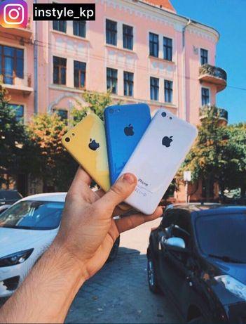 iPhone 5c Магазин/Гарантія 3 міс/Кредит