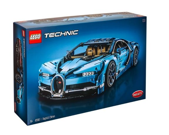 Lego 42083 Technic Samochod Bugatti Chiron Unikat Oryginal Lego
