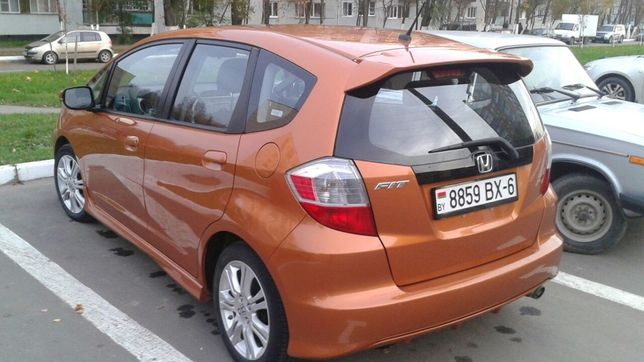 Honda Fit 2008-2018 USA. Двери.