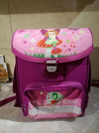 Plecak - tornister różowy Herlitz