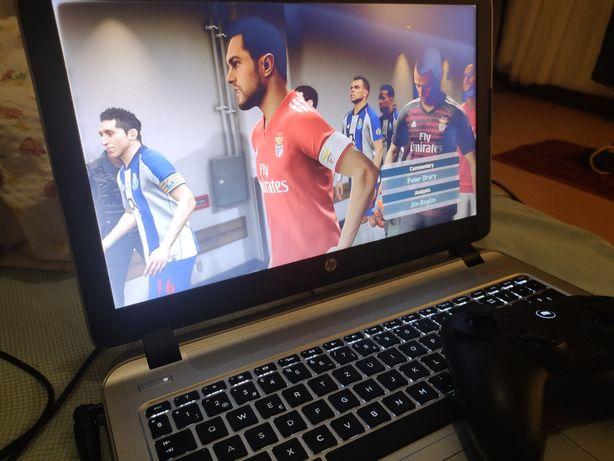 Portátil  gaming i7
