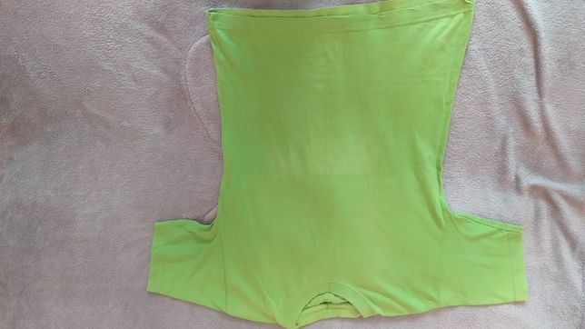 Zielony T-Shirt, bluzka, koszulka