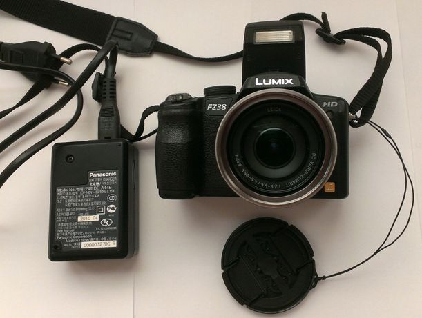 Фотокамера (фотоаппарат) Panasonic Lumix DMC-FZ38