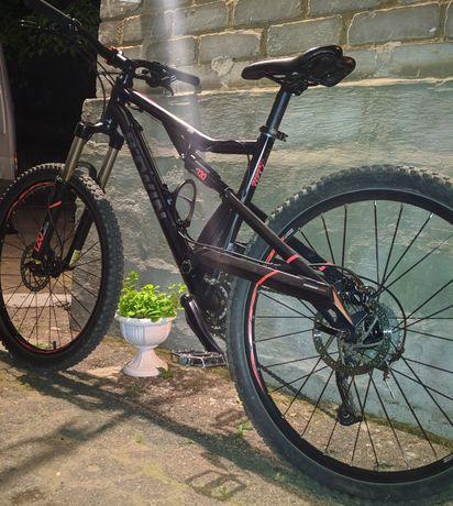Велосипед Двухподвес B'Twin RockRider 520S (Француз)